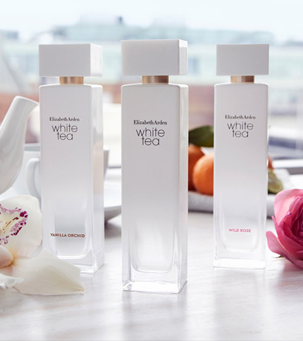 White Tea Collection - Elizabeth Arden Australia Fragrances