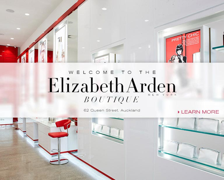Elizabeth Arden Auckland New Zealand Boutique