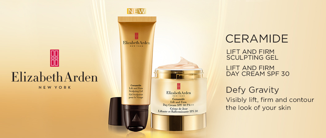Ceramide Lift and Firm Sculpting Gel - Elizabeth Arden New Zealand Skincare