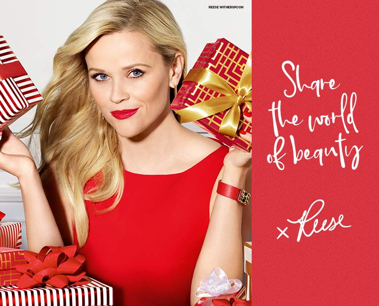 Shop the world of beauty - x Reese - Elizabeth Arden