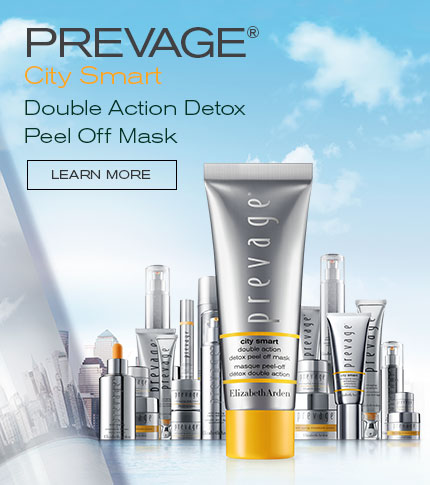 PREVAGE® City Smart Double Action Detox Peel Off Mask - Elizabeth Arden New Zealand Skincare
