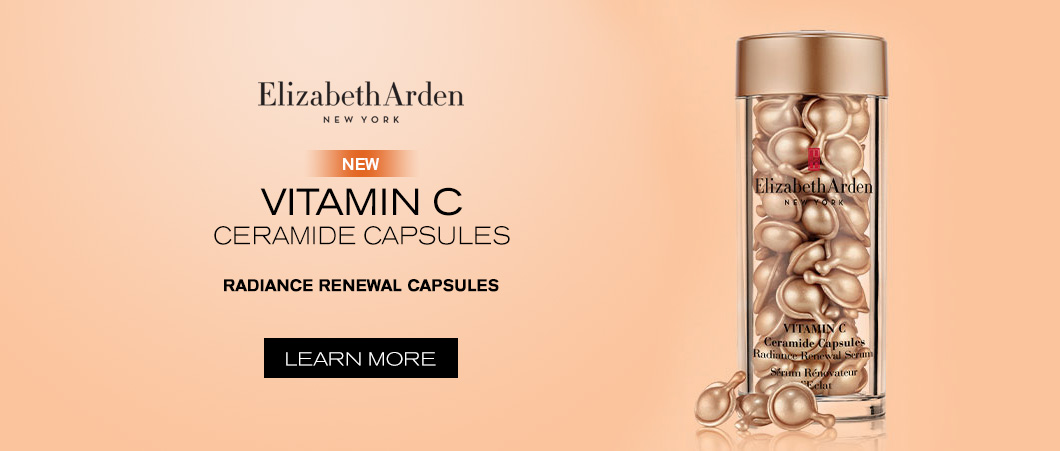 Vitamin C Ceramide Capsules by Elizabeth Arden New Zealand