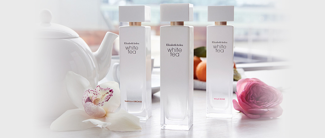 White Tea Collection - Elizabeth Arden New Zealand Fragrances