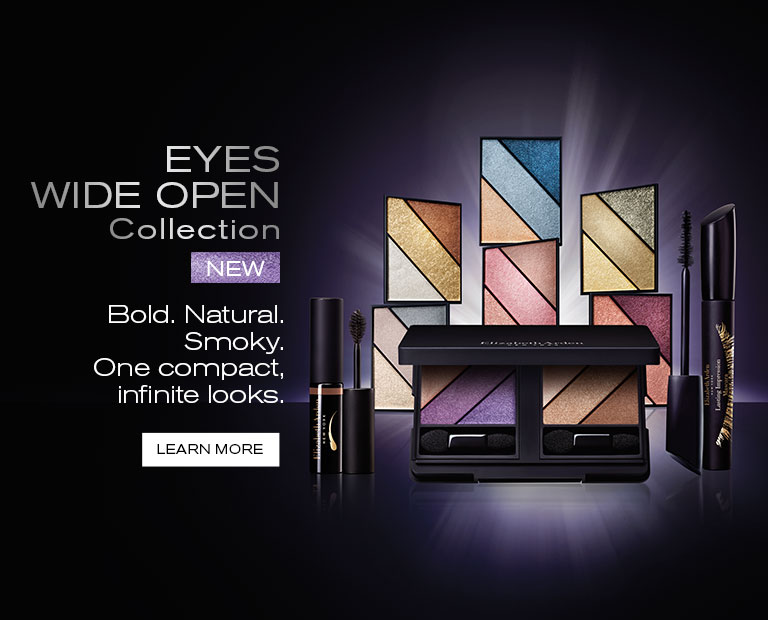 Elizabeth Arden New Zealand : Makeup & Beauty : Eyes Wide Open