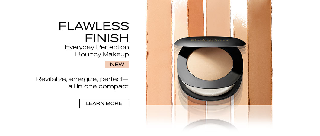 Elizabeth Arden New Zealand : Makeup & Beauty : Flawless Finish