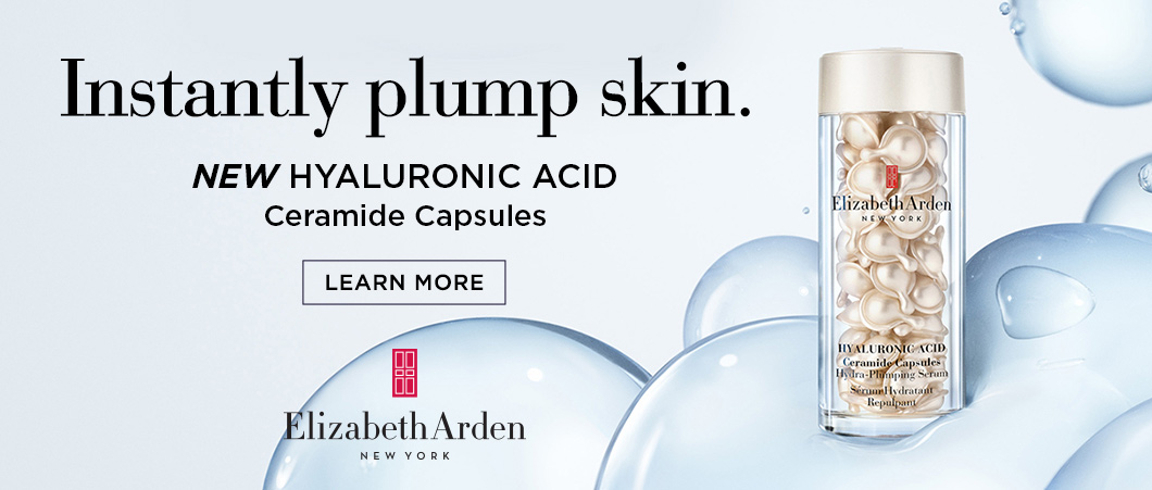Elizabeth Arden New Zealand : Facial Anti-aging Skin Care : High Performance Skincare, PREVAGE, Ceramide Skincare, Eight Hour Cream, INTERVENE Skincare