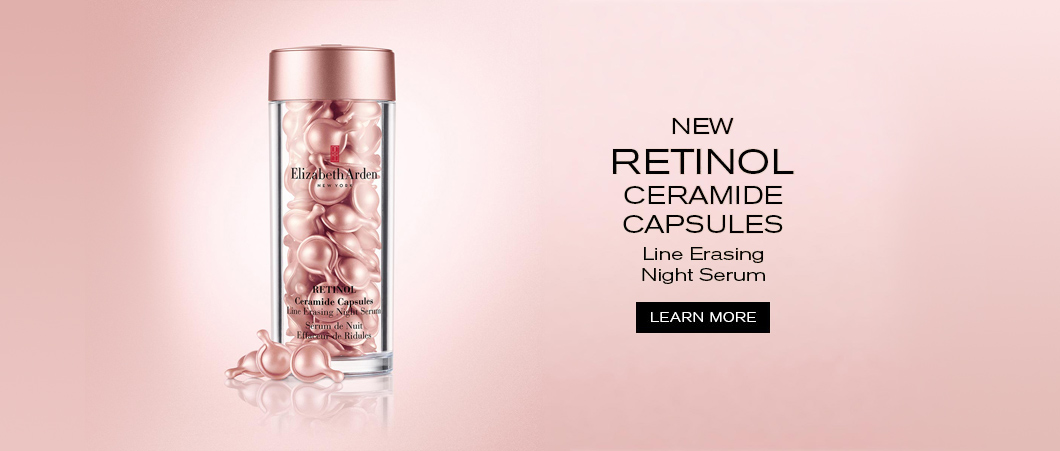 Elizabeth Arden New Zealand : Ceramide Skin care Anti-aging for all skin types